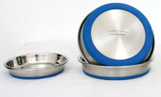 Durapet Cat Dish Steel Bowl