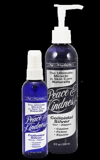 Chirs Christensen Peace & Kindness Colloidal Silver Spray