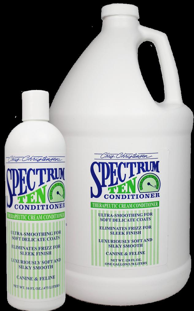 Chirs Christensen Spectrum Ten Soft & Smooth Coat Conditioner