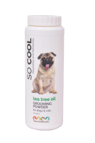 So Cool Tea Tree Oil Powder