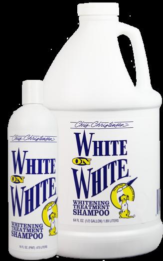 Chirs Christensen White on White Shampoo