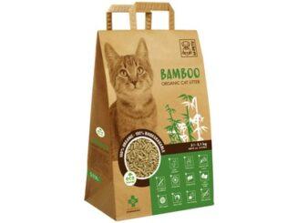 M-Pets-Bamboo Cat Litter