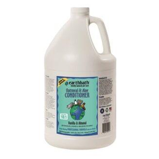 Earthbath-Oatmeal & Aloe Conditioner Vanilla Almond Gallon
