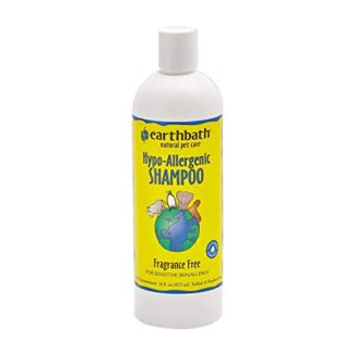 Hypo-Allergenic Shampoo Fragrance Free Pint