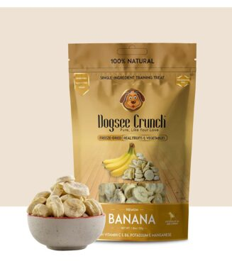 Dogsee Chew-Crunch Banana