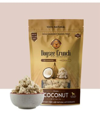 Dogsee Chew-Crunch Coconut