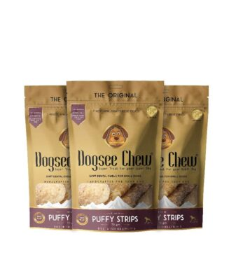 Dogsee Chew-Crunchies