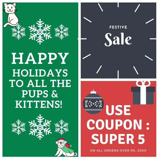 Pet Food Supplies Promo