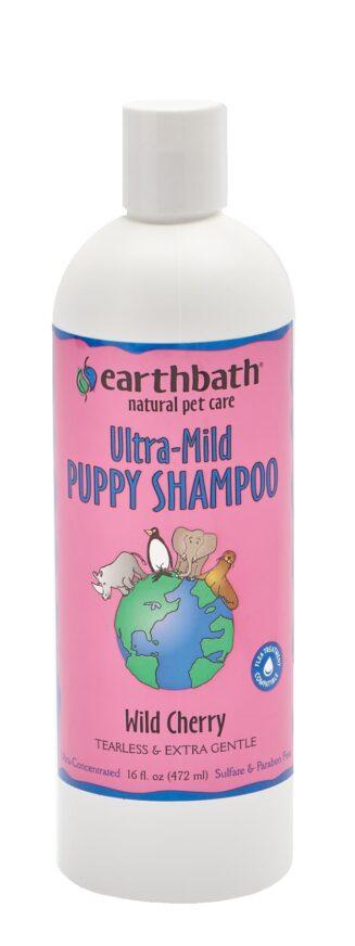 Ultra-Mild Puppy Shampoo Wild Cherry Pint