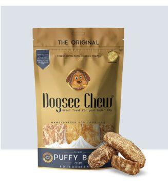 Dogsee Chew-Puffy Bars