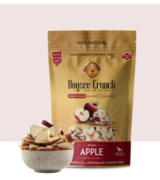 Dogsee Chew-Crunch Apple