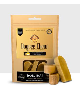 Dogsee Chew-Turmeric Bars
