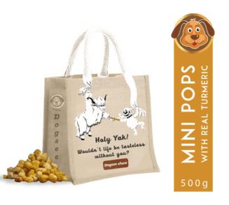 Dogsee Chew-Mini pops Turmeric