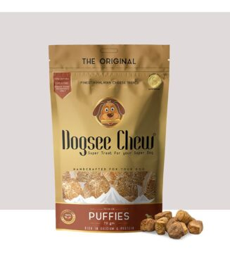 Dogsee Chew-puffies
