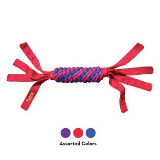 KONG Wubba Tugga Assorted Colours