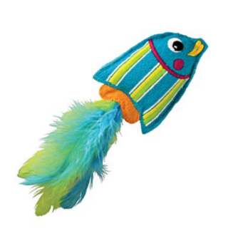 Kong-Tropics Fish Blue