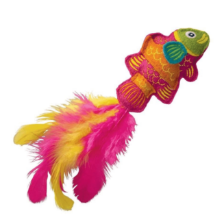 Kong-Tropics Fish Pink