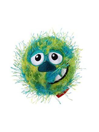 Gigwi Crazy Ball 'Plush Friendz' w/Foam Rubber Ball And Squeaker