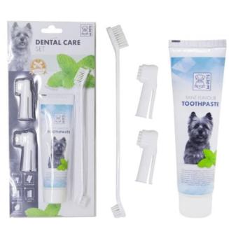 M-Pets Toothbrush Set