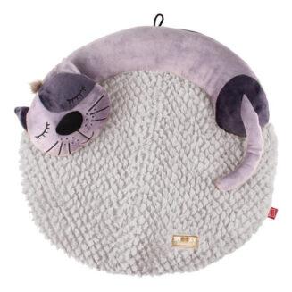GiGwi Cat 'Snoozy Friends' 3D Shape Sleepy Cushion