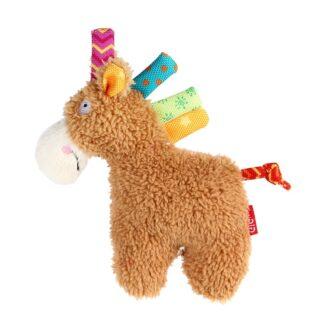 Gigwi Horse 'Plush Friendz' with squeaker