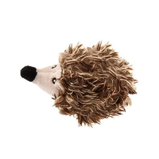 GiGwi Hedgehog 'Melody Chaser' w/motion activated sound chip (Hedgehog sound)