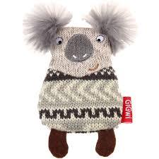 Gigwi Koala 'Plush Friendz' w/refillable squeaker