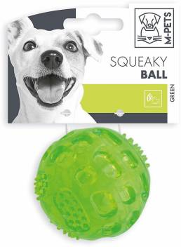 M Pets Squeaky Ball