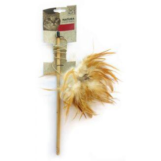 M Pets NATURA Feather Wand