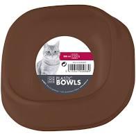 M Pets Cat Plastic Single Bowl