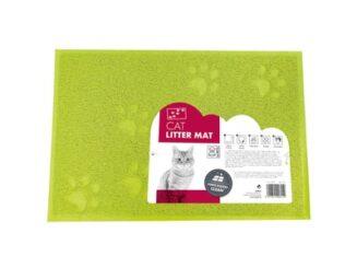 M Pets FOOTPRINT Cat Litter Mat