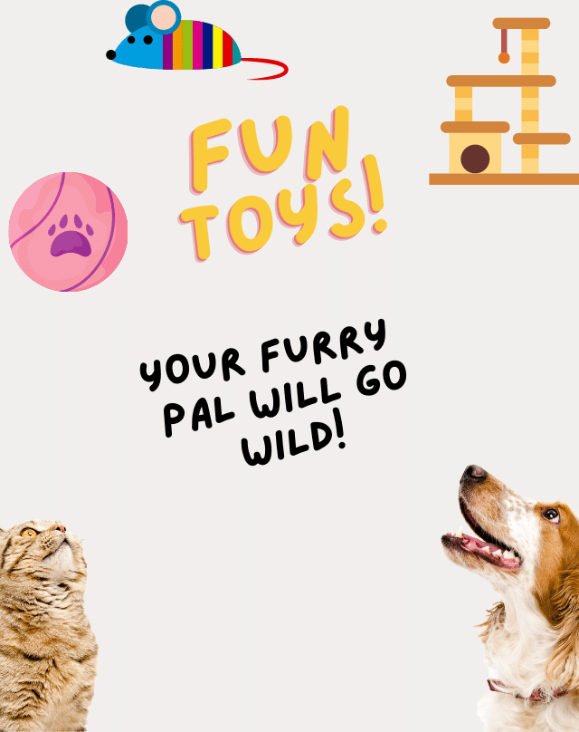 Fun Toys For Dogs and Cats on Chew Central