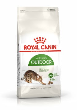 Royal Canin FHN Outdoor Cat Food