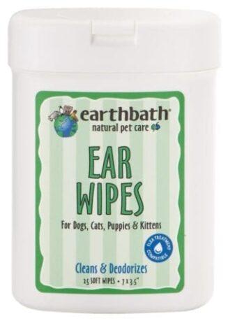Earthbath- Ear Wipes
