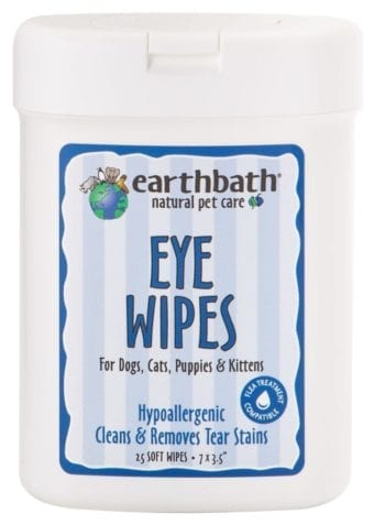 Earthbath- Eye Wipes