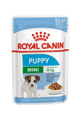 Royal Canin-Mini Puppy Wet Food
